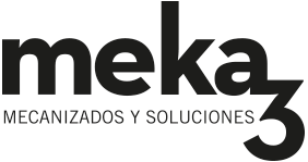 logotipo Mecanizados y Soluciones Meka3