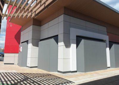 Centro Comercial Los Patios / Carrefour, Málaga