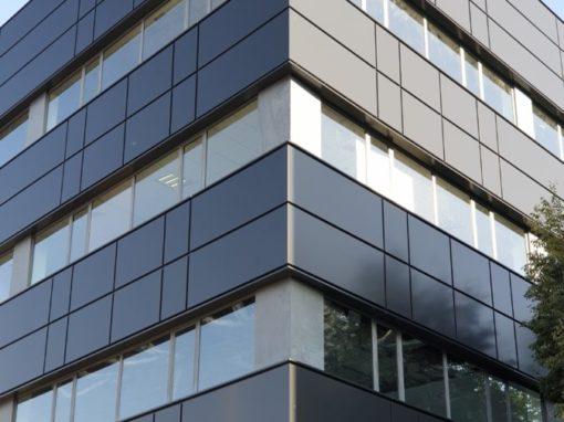 Rehabilitación Edificio de Oficinas Madrid