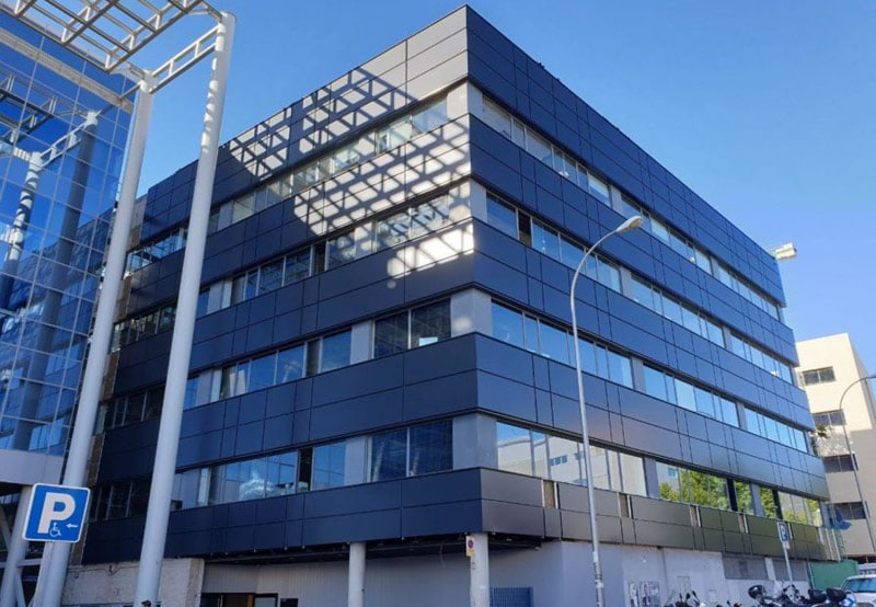 Las 8 ventajas de las fachadas ventiladas