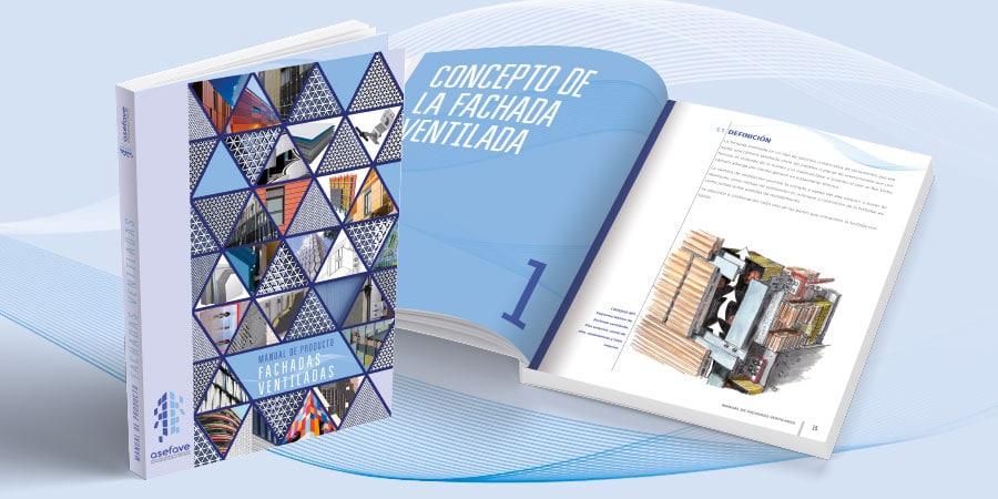 ASEFAVE publica un nuevo manual de producto sobre fachadas ventiladas