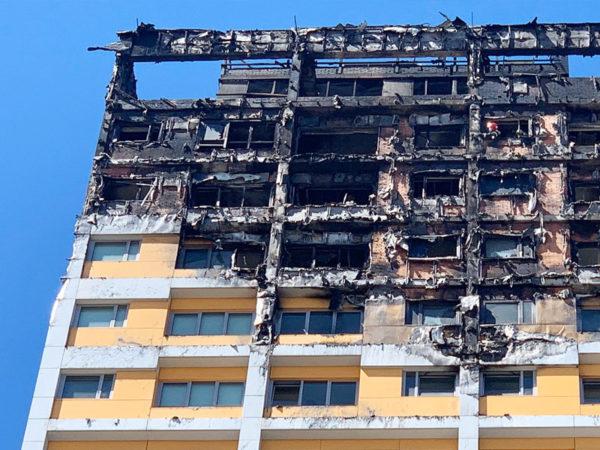 ¿Los materiales de fachadas contribuyen a la propagación de incendios? La respuesta es NO