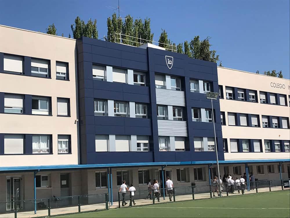 Colegio Internacional Aravaca Panel de Composite
