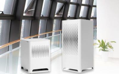 Meka3 apuesta por la seguridad con purificadores de aire anti-covid Camfil