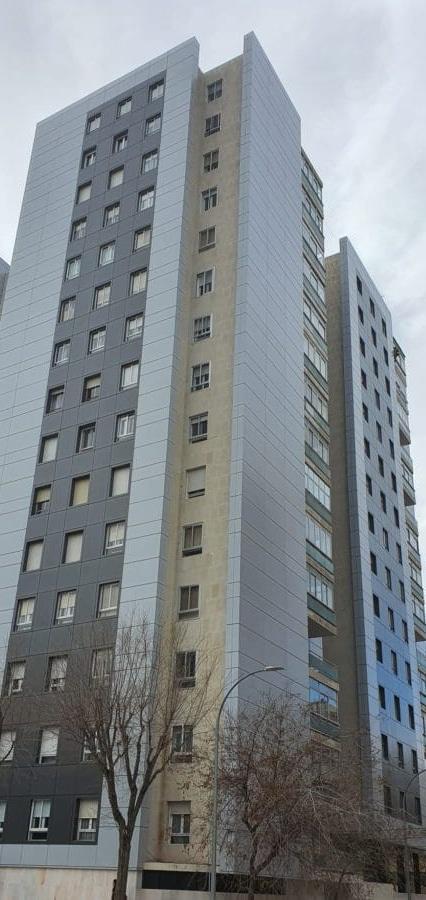 Rehabilitación de la fachada con Panel Composite de Aluminio